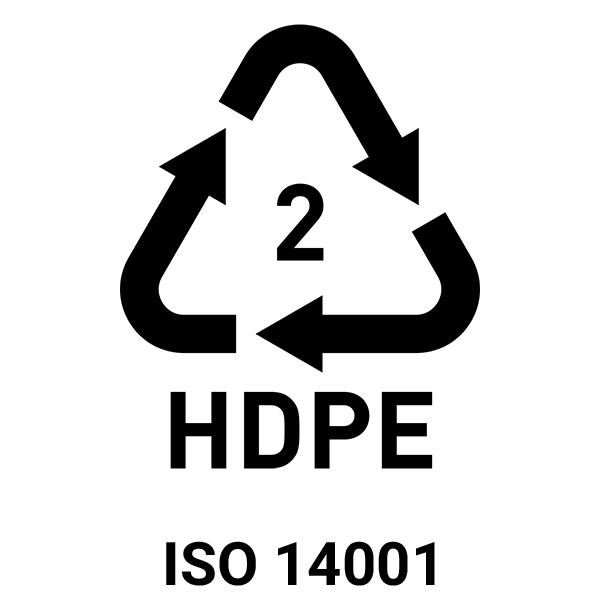 Polyart - HDPE ISO 14001
