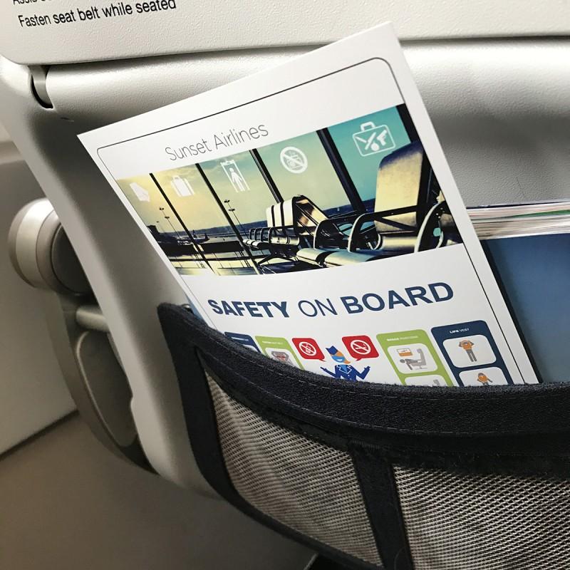 Polyart - plane - printing