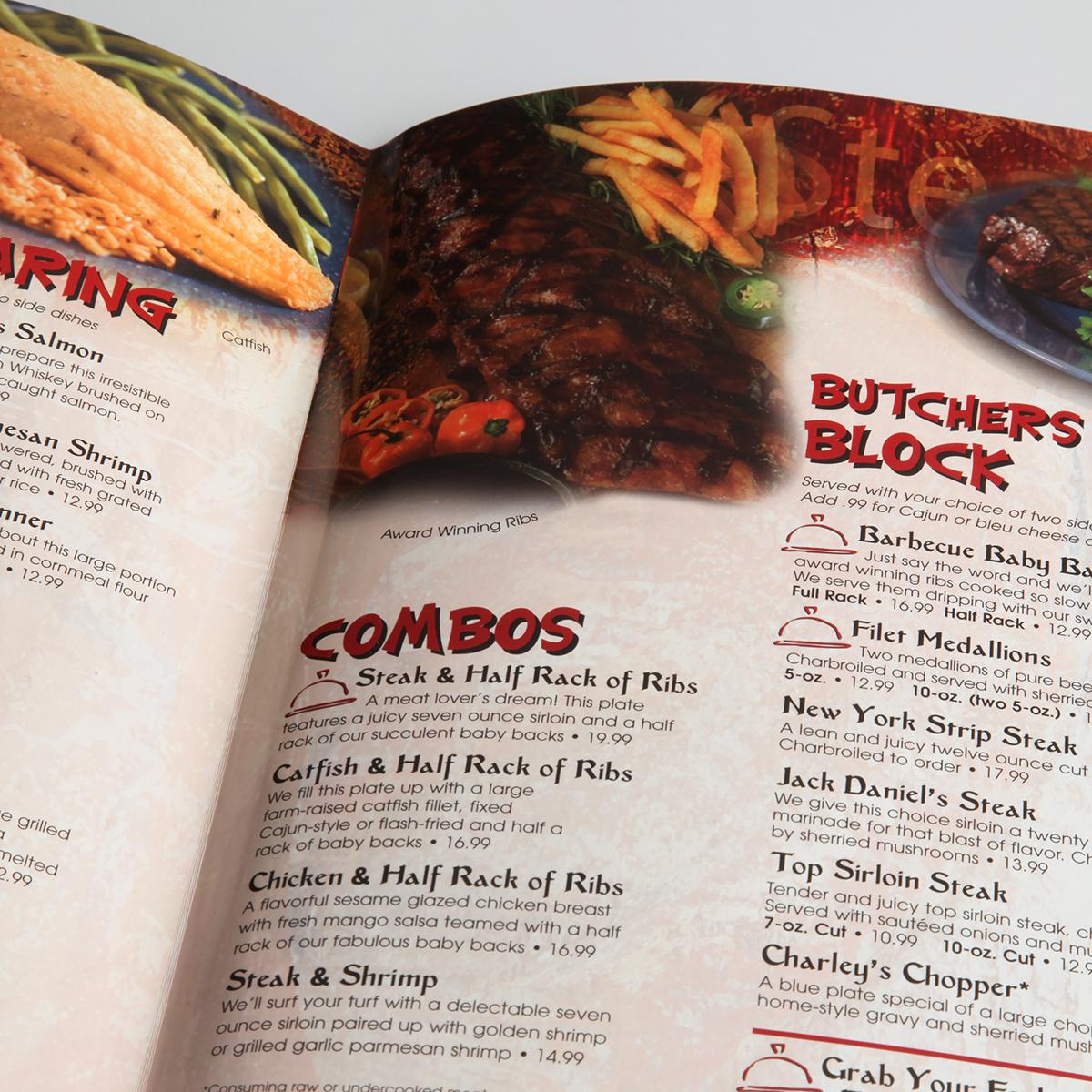 Polyart - printing menu